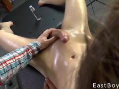 Losing control from wild masturbation