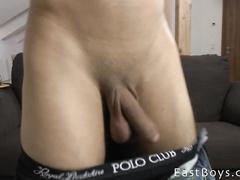 Hot boys enjoy showing their big cocks